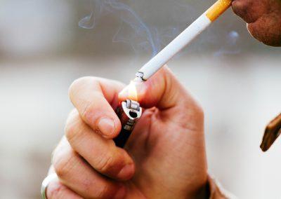 Why do Cigarette Smokers Keep Smoking?