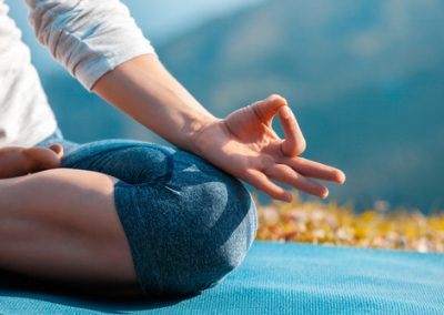Easing Anxiety With Daily Meditation