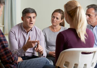 Support Groups Fill a Vital Role in Recovery