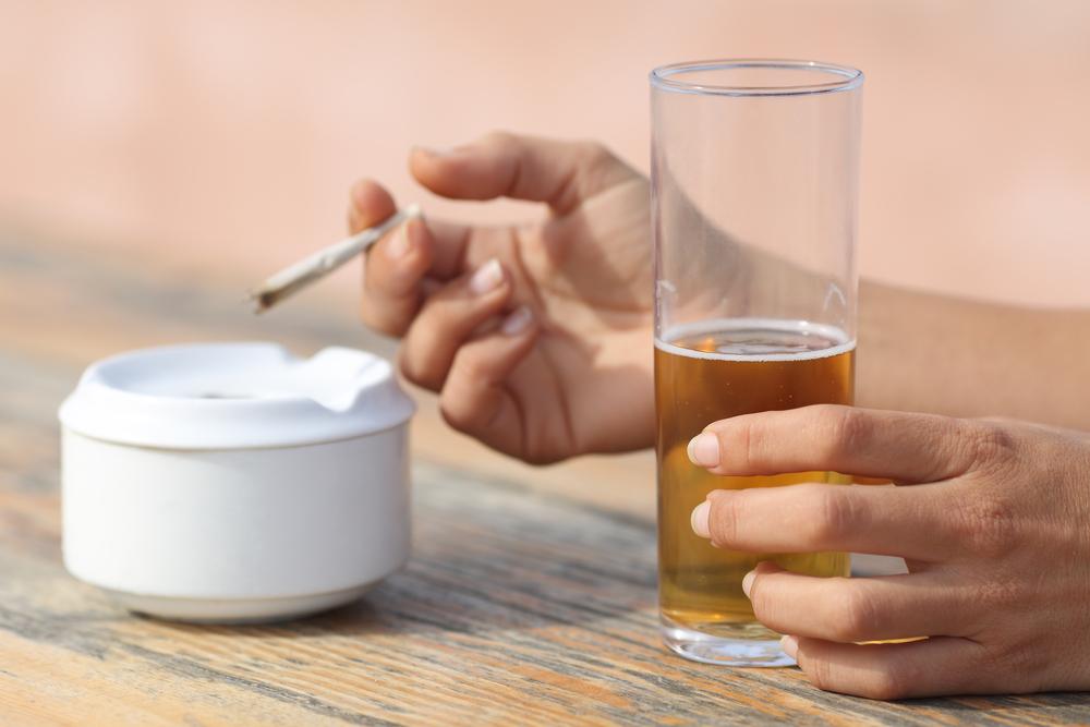 Alcohol vs Marijuana