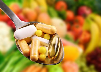 Vitamins that Can Aid in Recovery