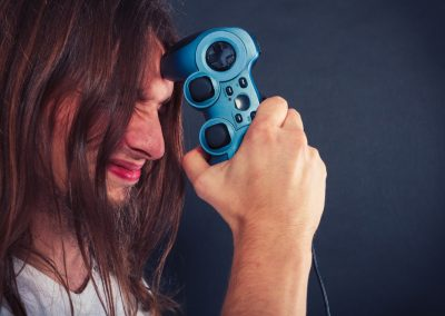 Warning Signs of a Video Game Addiction