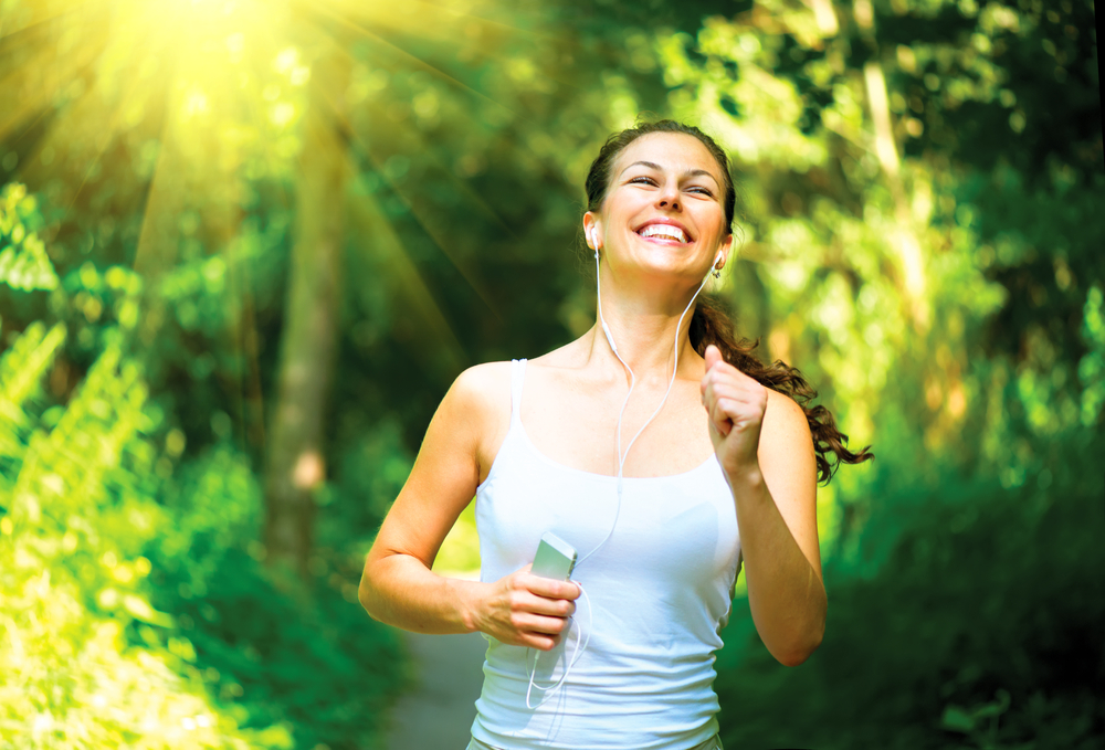 The Endorphins Behind the Runner's High