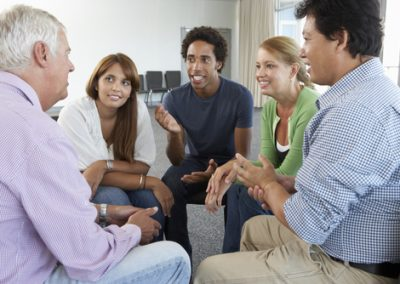Intensive Psychotherapy for Acute Alcoholism