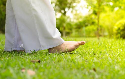meditation walking