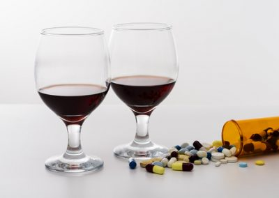 Risks of Mixing Adderall with Alcohol