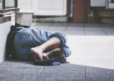 Homelessness and Recovery Issues