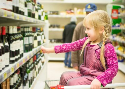 The Pro's And Con's Of Buying Your Kids Booze