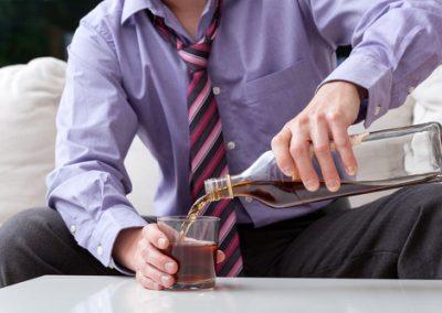 Alcohol Breaks Down Social Cue Processing