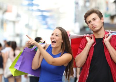 An Unhealthy Shopping Addiction Can Cause Problems