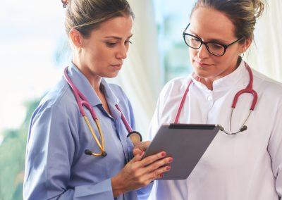 When Doctors Self-Medicate