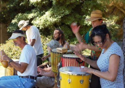 Drumming as Therapy for Addiction Recovery
