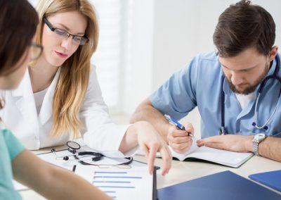 Manage Your Stress During Treatment Planning