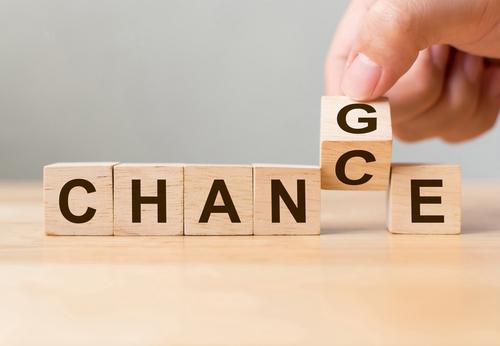 Change is a Lifelong Process