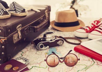 Taking a Trip, Not Taking a Trip