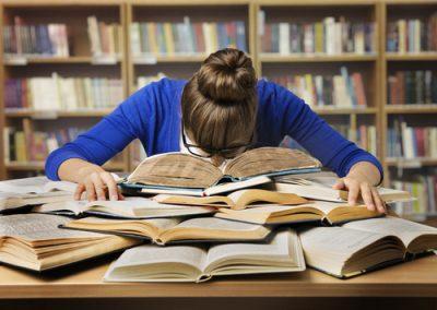 Stress Management All Semester