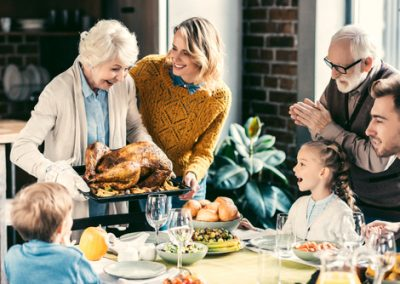 Thanksgiving On Recovery