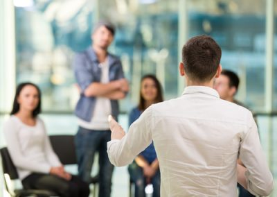 Meeting Etiquette: What to Do and What Not to Do at a 12-Step meeting