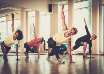Physically Fit, Spiritually Fit: The Power of Peer Support Through Fitness & Recovery