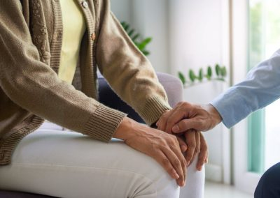 Listening to a Loved One with a Substance Use Disorder