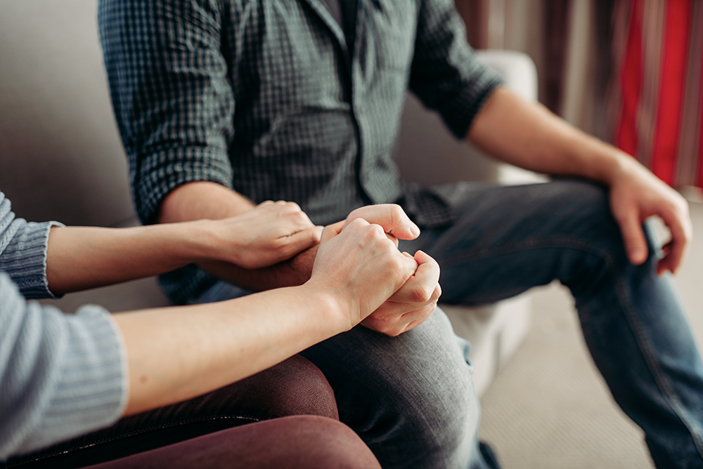 supporting your partner in recovery