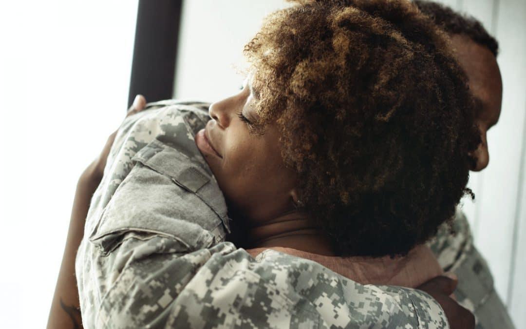 National PTSD month